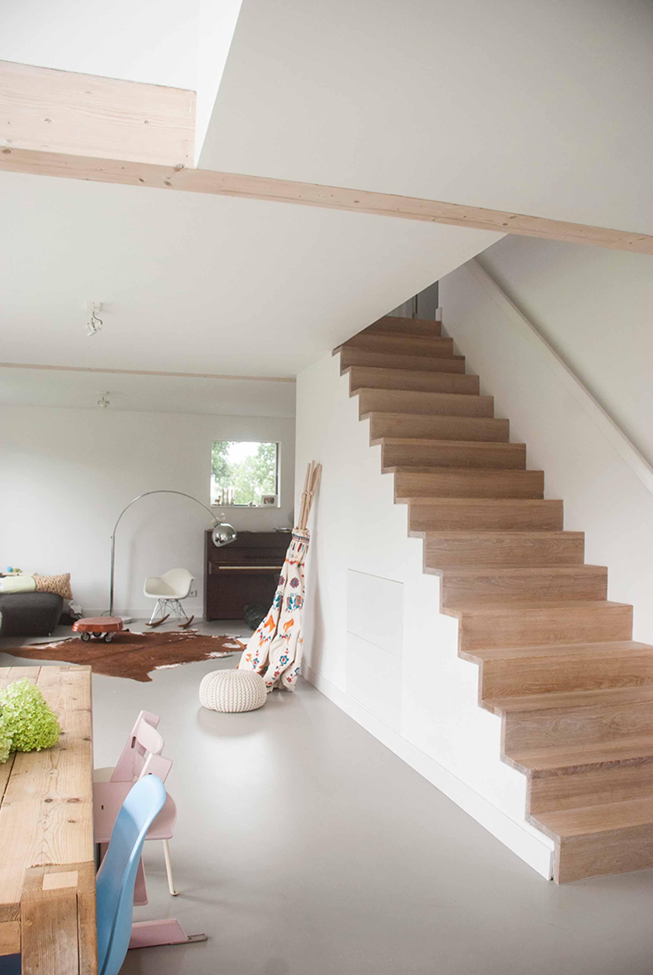 Westerbreedte architecten | schuurwoning houtskeletbouw vrije kavel ...