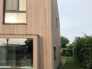houten schuurwoning